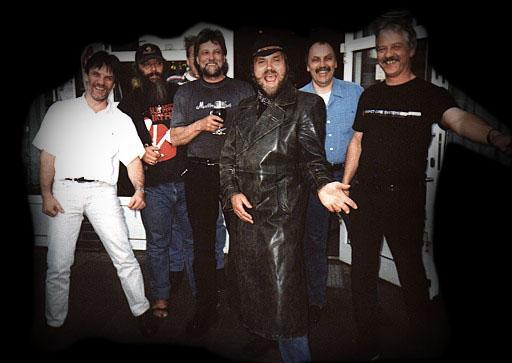HAI-Rockband Berlin